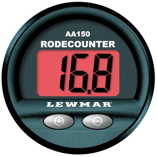 Chain Counter AA150 | Lewmar