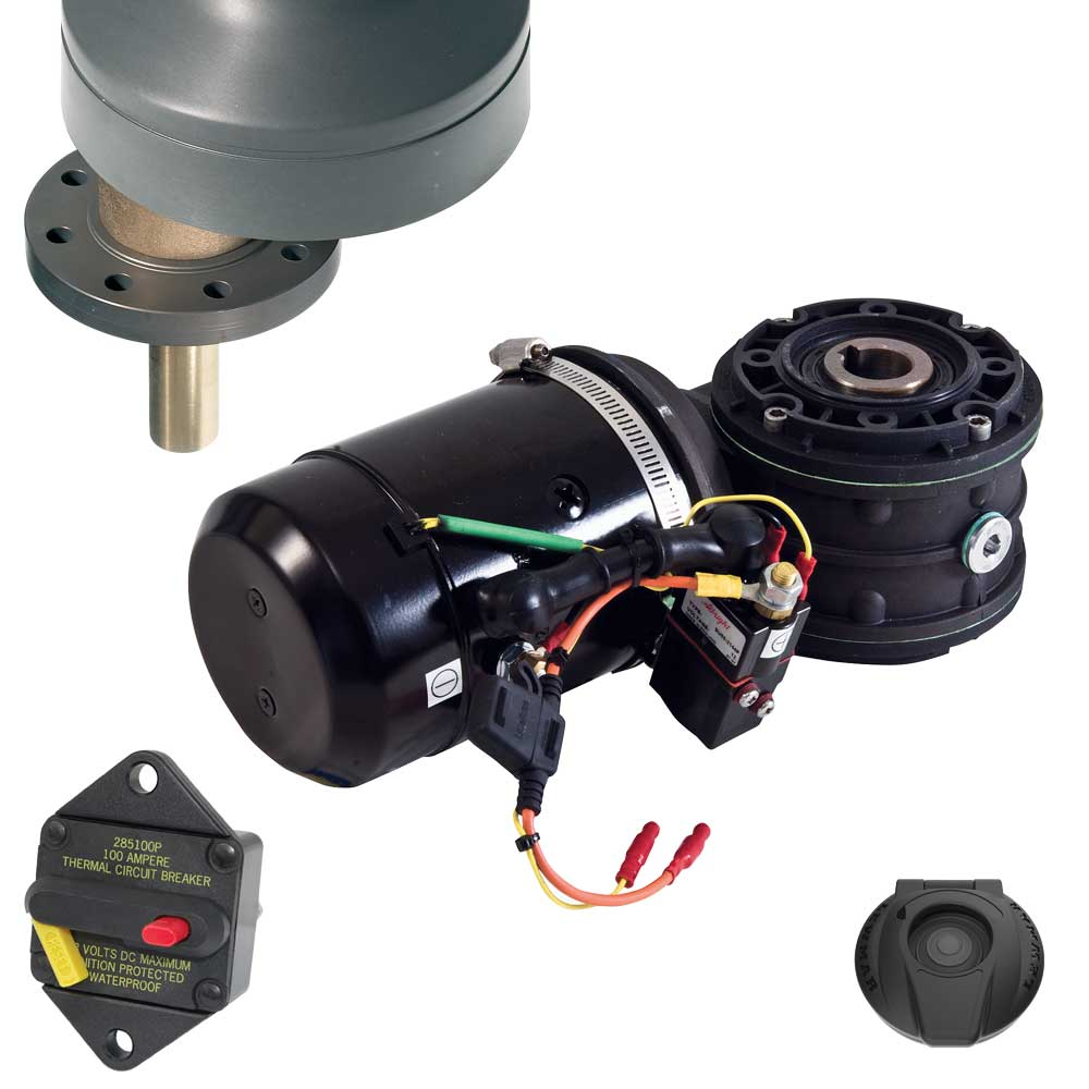Evo Winch Electric Conversion Kits Lewmar Electrical Circuit View Details